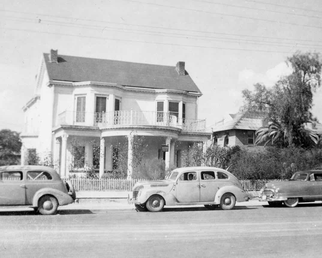 Historic Photo of The Rubi House